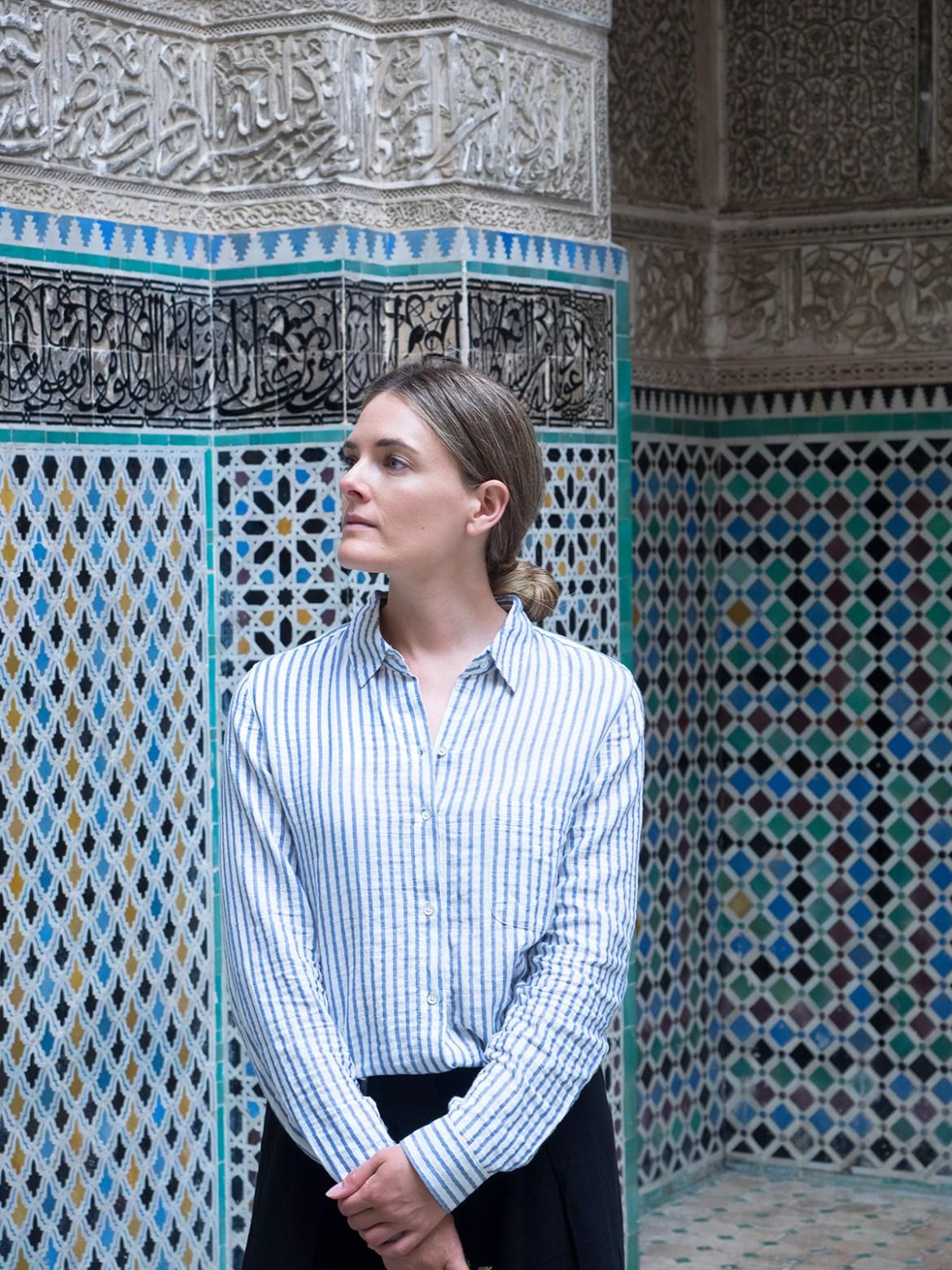 Mango shirt Inspiring Wit Morocco
