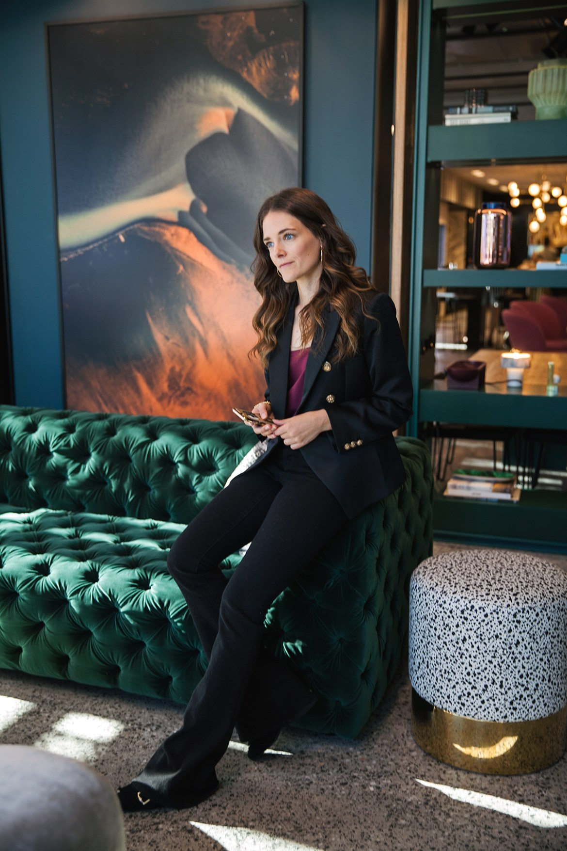 Tribe Hotel Perth, Jenelle from travel blog Inspiring Wit boutique hotel profile