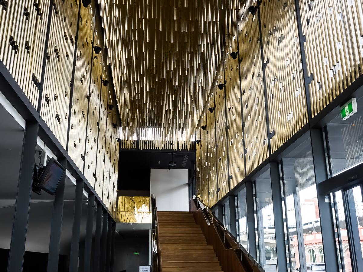State Theatre Centre WA Perth interior detail