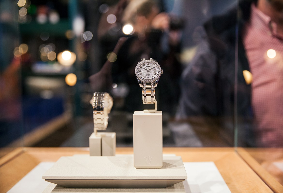 Rolex Baselworld 2017 collections at Smales Jewellers Perth wristwatches