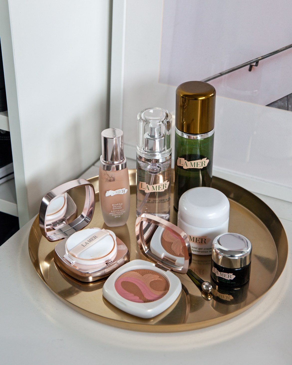 La Mer bronzer and favourites from Australian beauty blogger Inspiring Wit