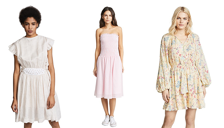 Shopbop sale June Summer resort dresses curated by Inspiring Wit blogger