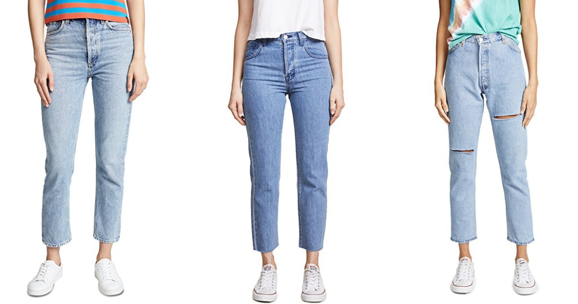 Cyber Monday Shopbop sale picks from Inspiring Wit fashion blog classic blue vintage wash jeans