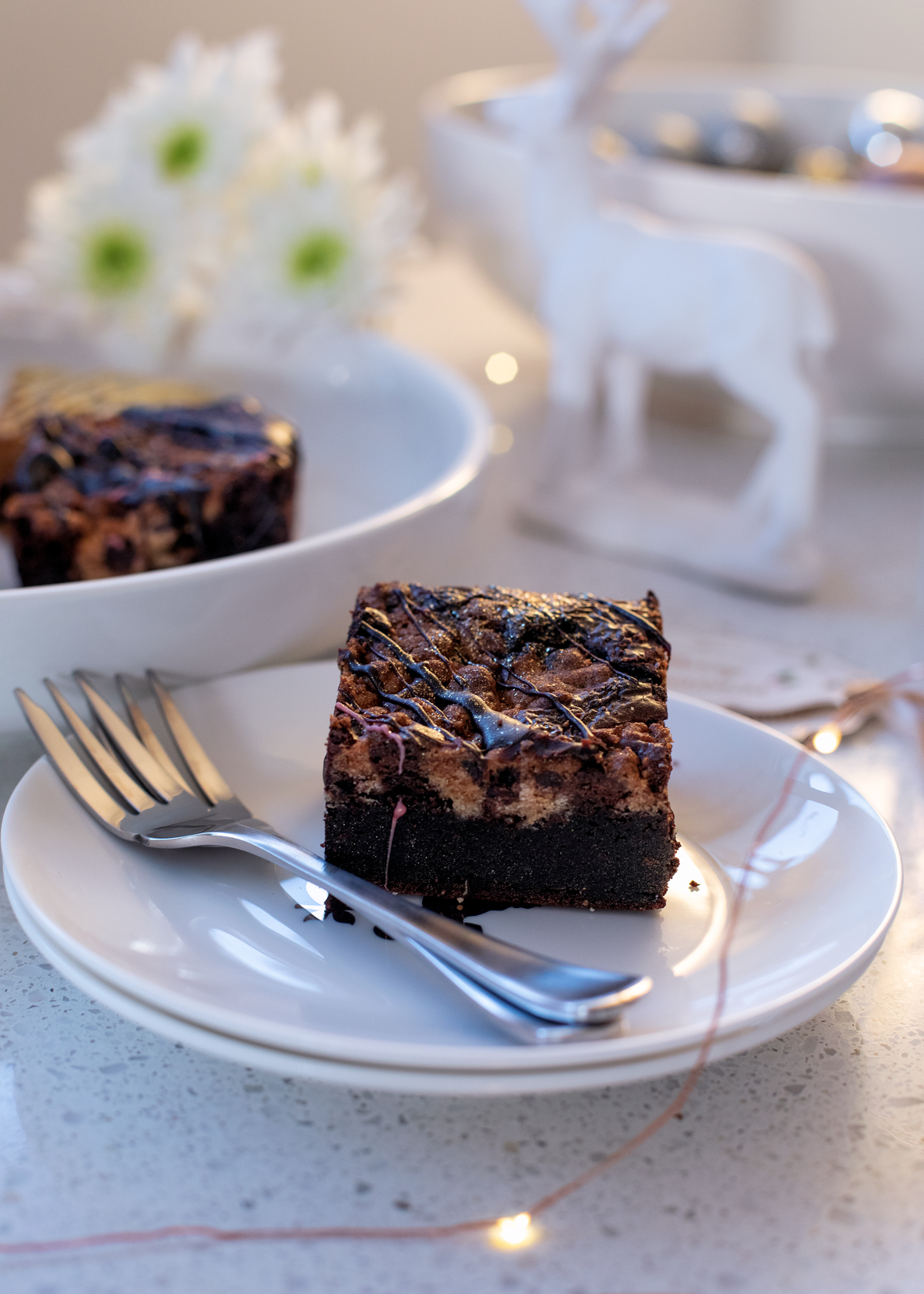 2018 Christmas gift guide Inspiring Wit blog featuring Perth gift ideas Ox Rabbit indulgent desserts, offering a tempting range of mouth-watering gooey brownies