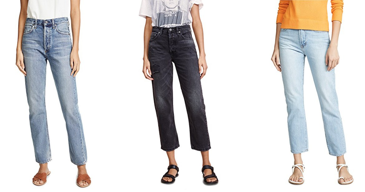 jeans everyday essentials edit The Event Of The Season Spring 2019 Sale at Shopbop