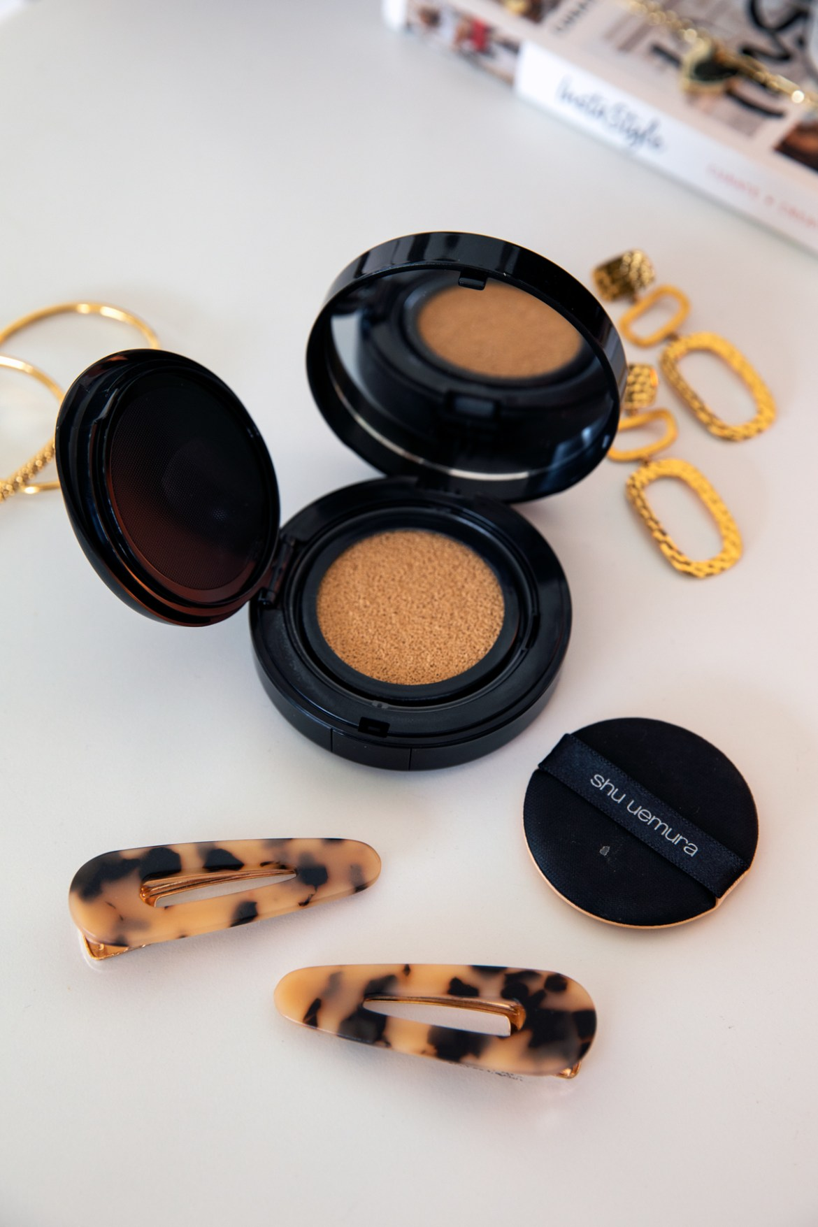 Shu Uemura foundation compact product review by Inspiring Wit from Sephora haul