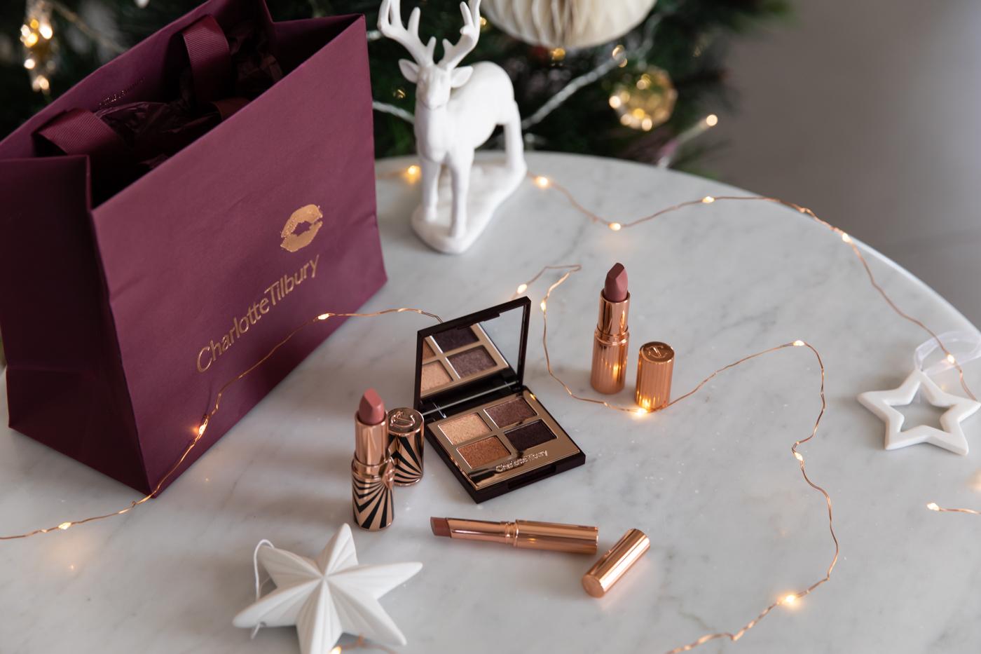 Charlotte Tilbury Christmas gift ideas 2019