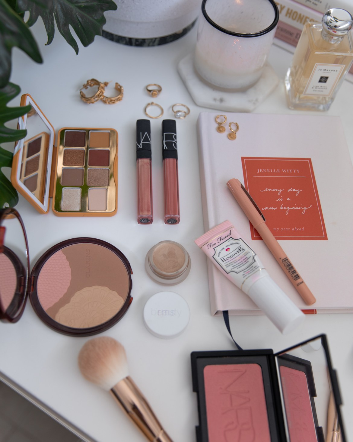 the makeup favourites I love
