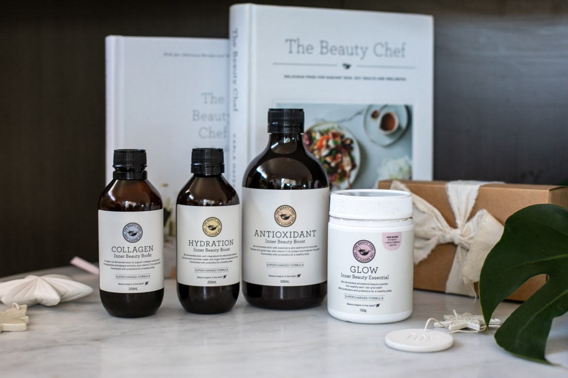 The Beauty Chef range of gifts for wellness for Christmas in 2020