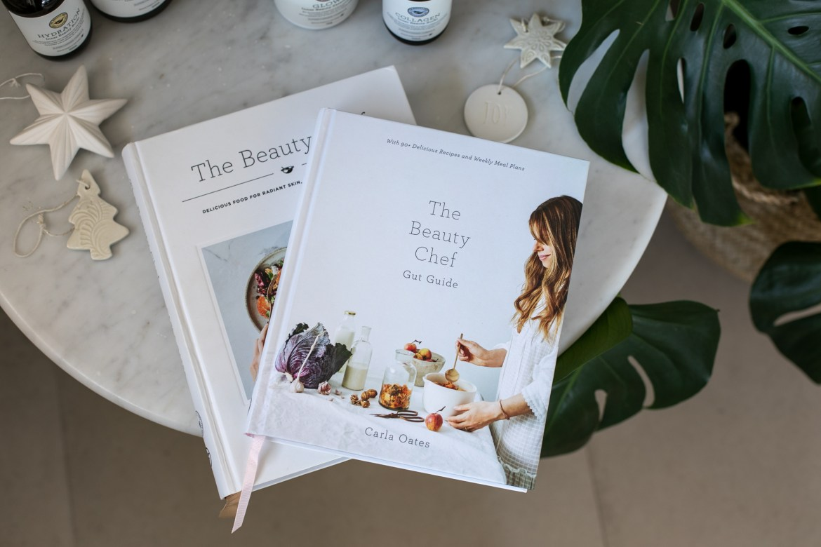 The Beauty Chef Gut Guide and cook book