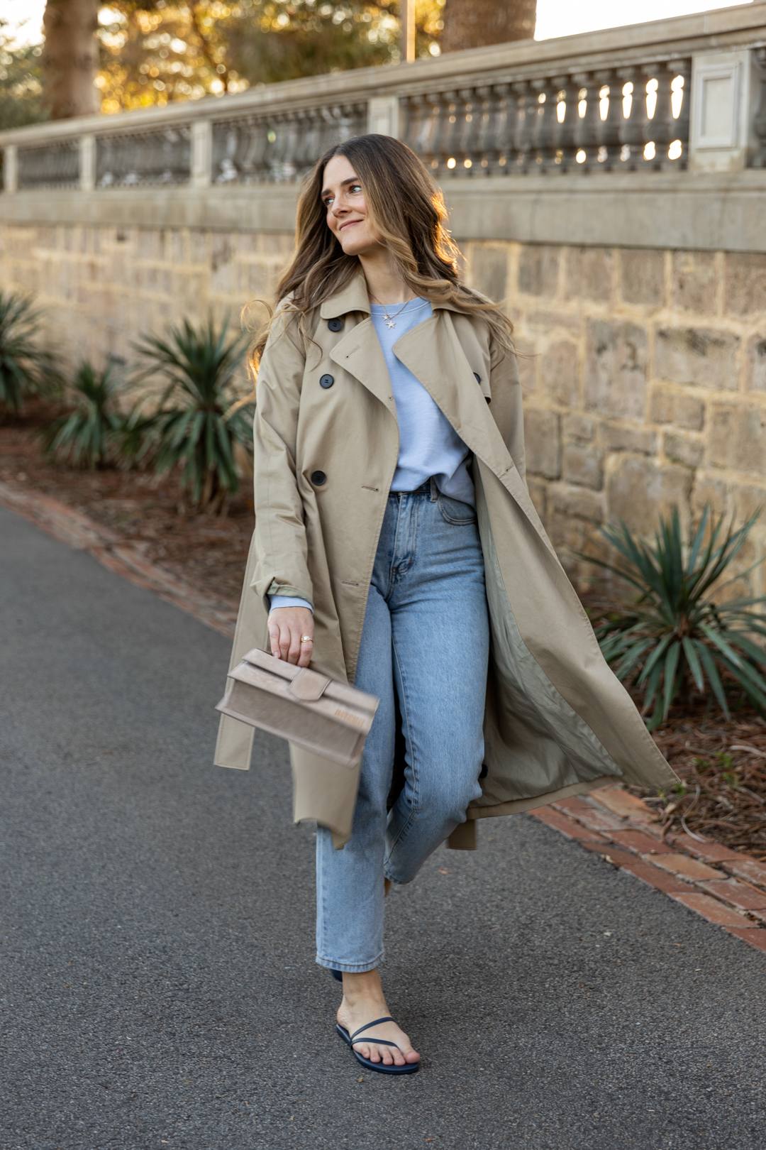 classic trench coat, a must have winter coat