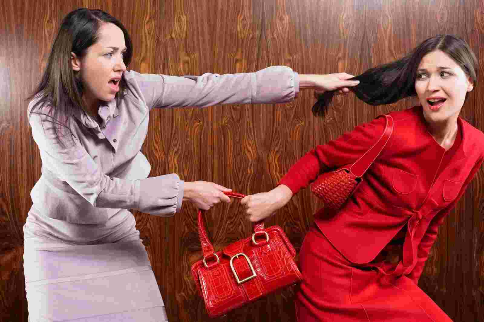 Image result for women fighting at work