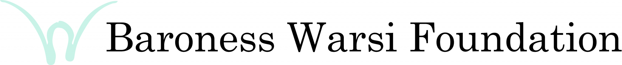 Baroness Warsi Foundation Logo
