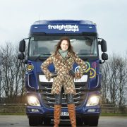 Photo of Lesley O'Brien, Freightlink Europe