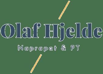 Naprapat og personlig trener Olaf Hjelde