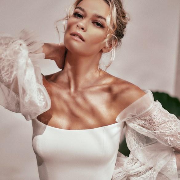Stephanie Allin - Spirit 2021 Collection - Halo and Loretta Sleeve