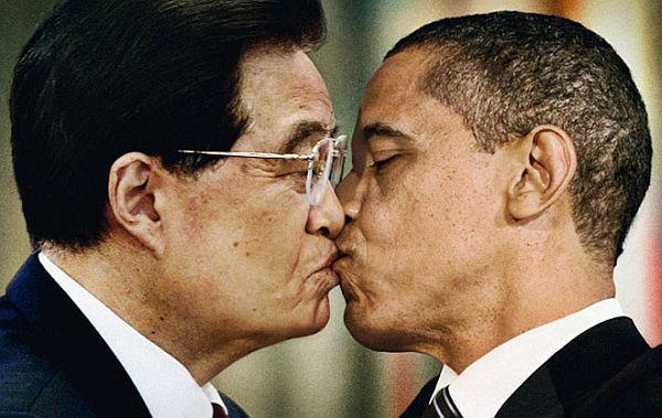 Benetton kiss campaign