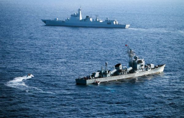 China's Claims over the South Sea (3)