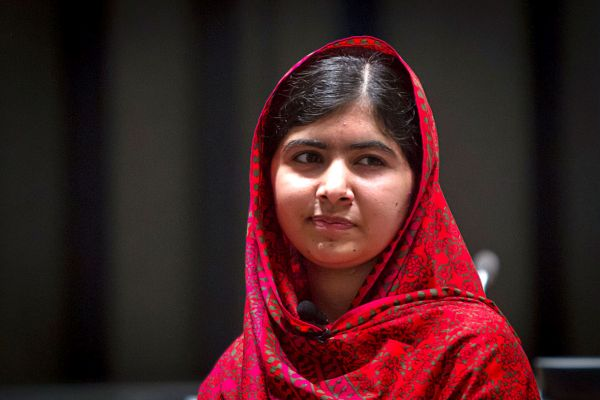 Nobel Laureate Malala Yousafzai