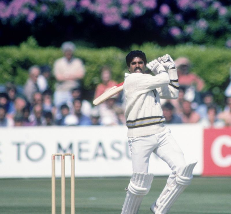Kapil Dev's 175 from 138 balls