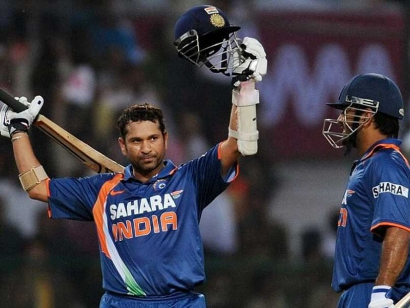 Sachin Tendulkar's 200 in ODI