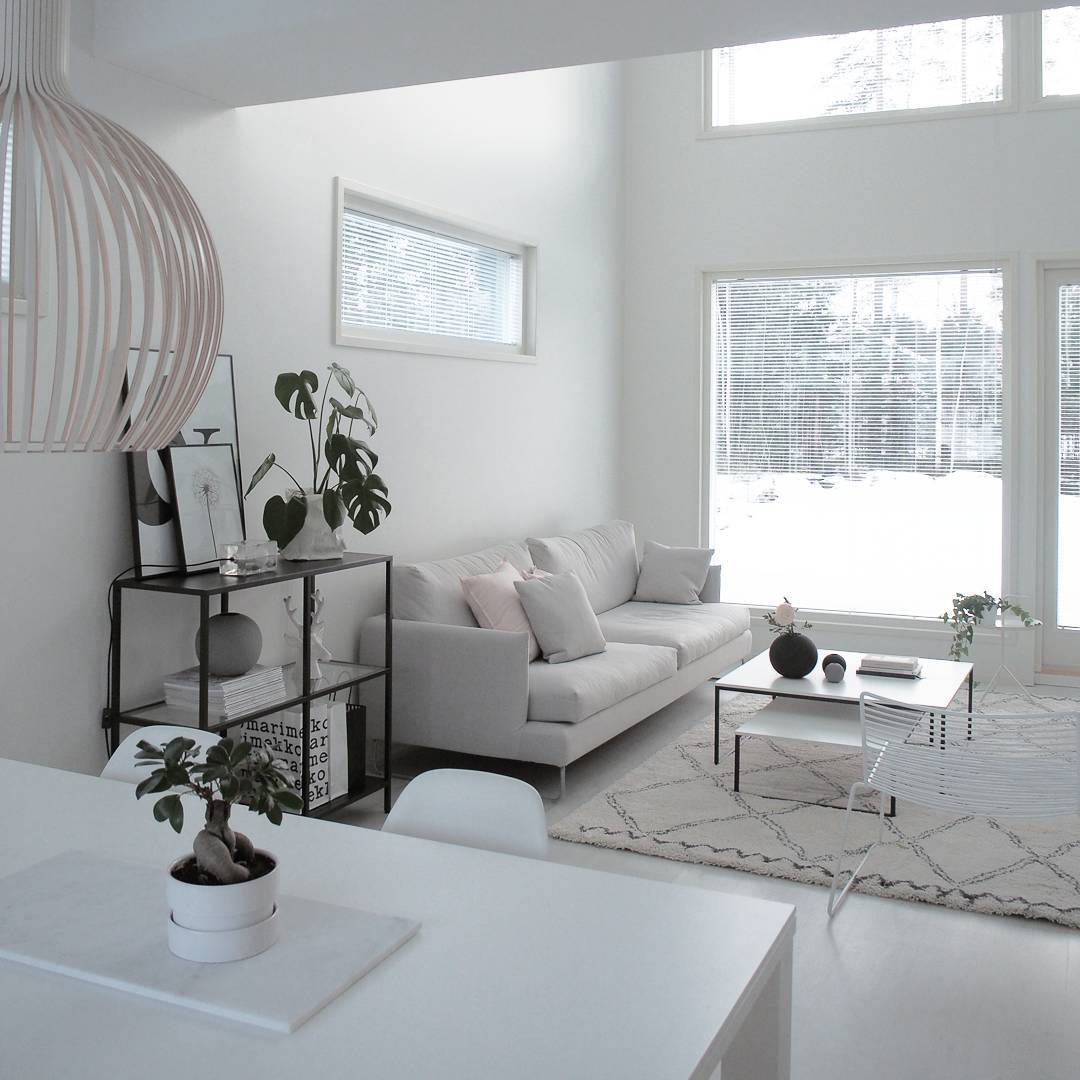 ikea showroom living room pinterest rooms olohuone täynnä valoa | instakodit