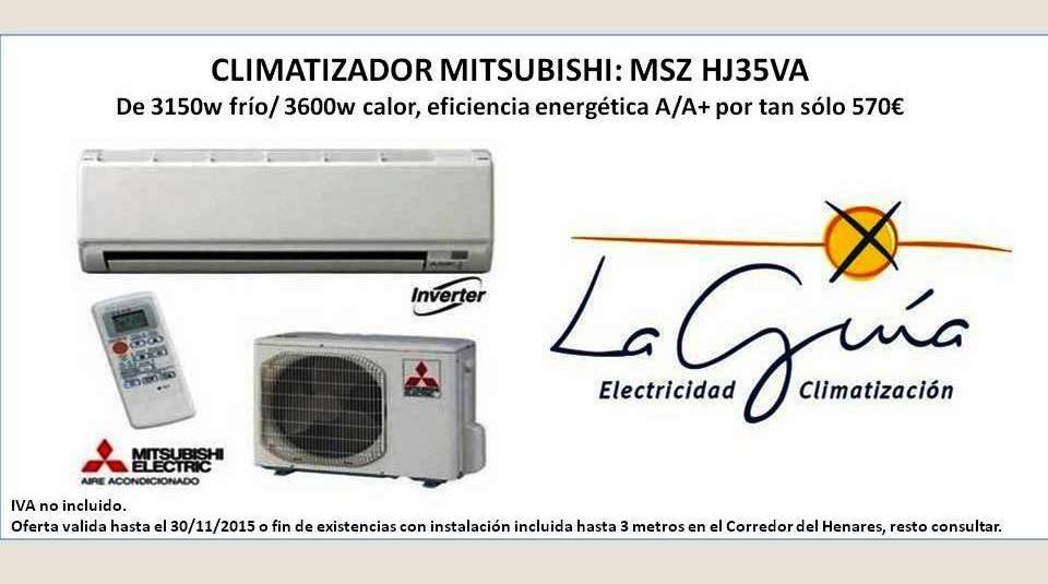 Oferta-Clima-Mitsubishi