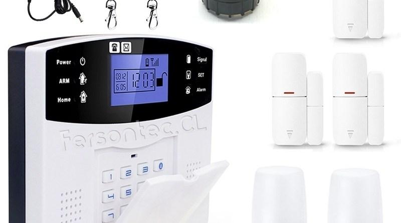 Aprende dónde colocar correctamente las alarmas para casa