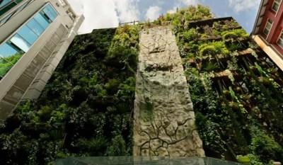 Jardin Vertical en Edificio
