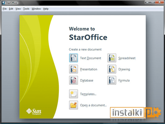 StarOffice 9 for Windows 10 free download on Windows 10 App Store