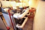 Cascade zónder ketelpompen in woonzorgcomplex