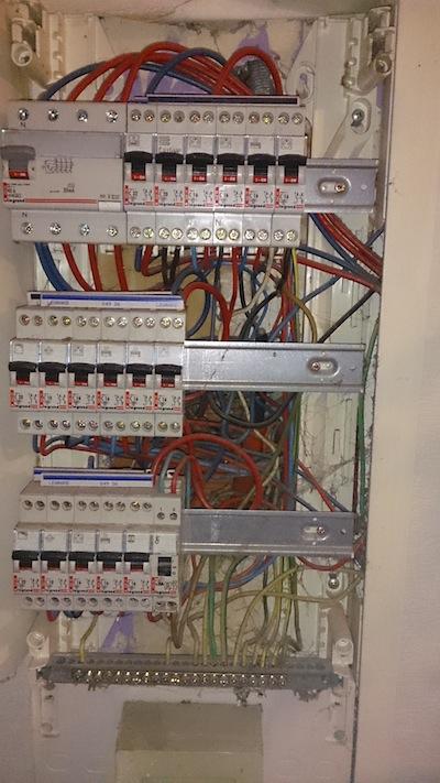h07vk le fil souple electrique pour le
