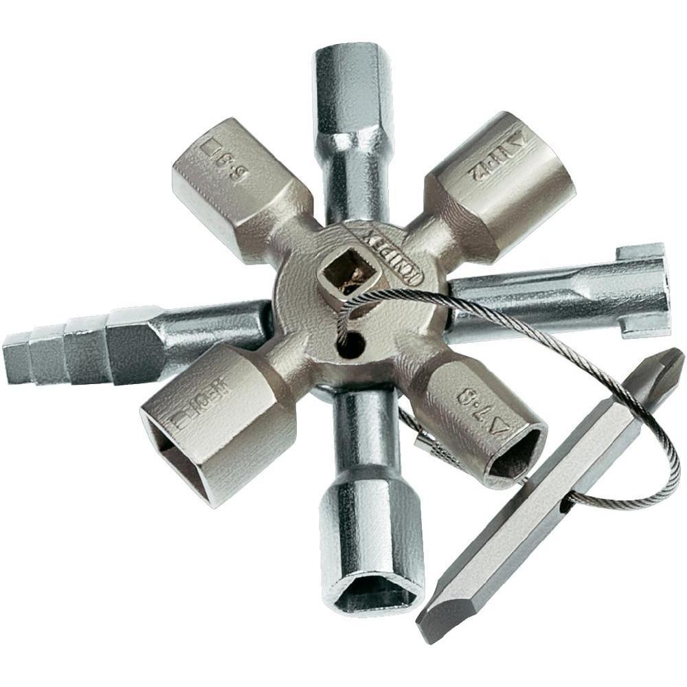 cle universelle twinkey knipex 001101 les cles de la reussite pour l electricien
