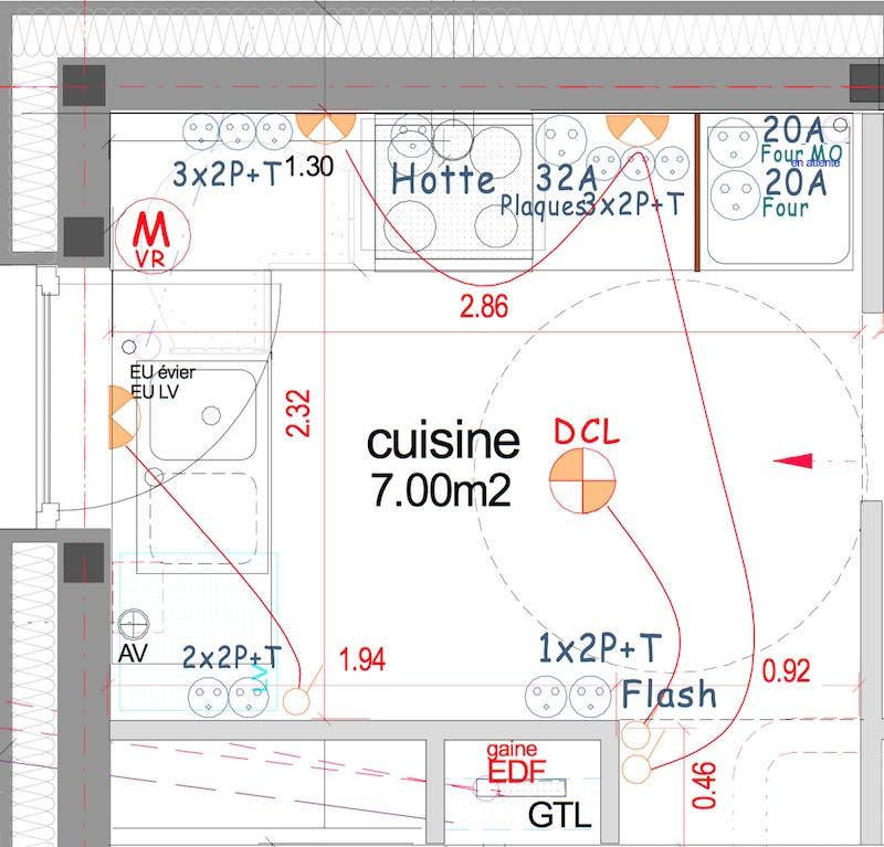 hotte de cuisine professionnelle