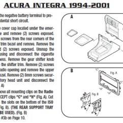 94 Acura Legend Stereo Wiring Diagram Pv Solar Panel 1994 Integra Installation Parts Harness Wires Kits Bluetooth Iphone Tools 3dr 4dr Gs R Ls Rs Wire Diagrams