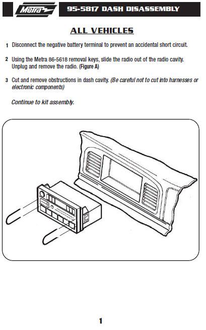 2002 Mazda B-series Installation Parts, harness, wires