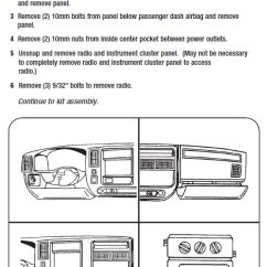 2002 Gmc Savana Radio Wiring Diagram 98 Ford Mustang Stereo 2003 Trusted Online2003 Installation Parts Harness