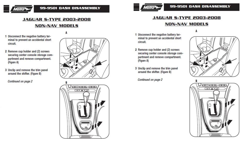 medium resolution of 2005 jaguar s type installation parts harness wires kits2005 jaguar s type installation