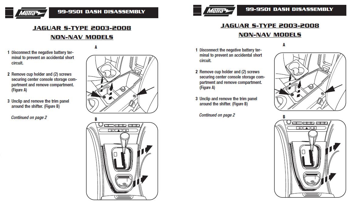 hight resolution of 2005 jaguar s type installation parts harness wires kits2005 jaguar s type installation