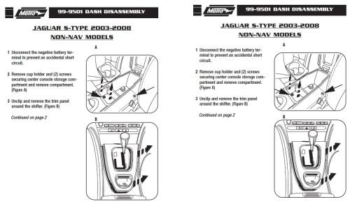 small resolution of 2005 jaguar s type installation parts harness wires kits2005 jaguar s type installation