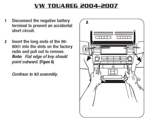 vw touareg 2005 wiring diagram nordyne electric furnace volkswagen installation parts harness wires kits bluetooth iphone tools wire diagrams stereo