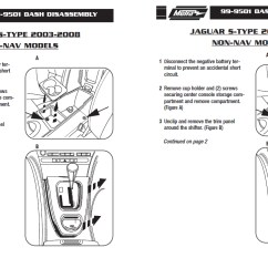 2003 Jaguar S Type Radio Wiring Diagram Emg 3 Pickup X Stereo Library 2006 Installation Parts Harness Wires Kits Bluetooth