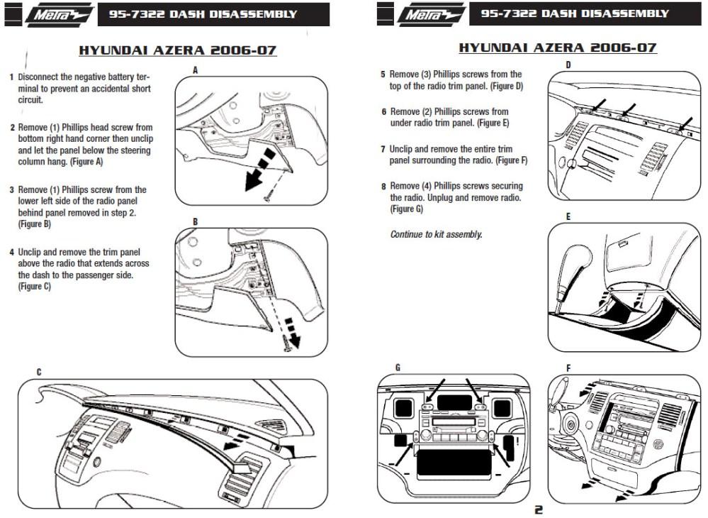 medium resolution of 2007 hyundai azera installation parts harness wires kits bluetooth iphone