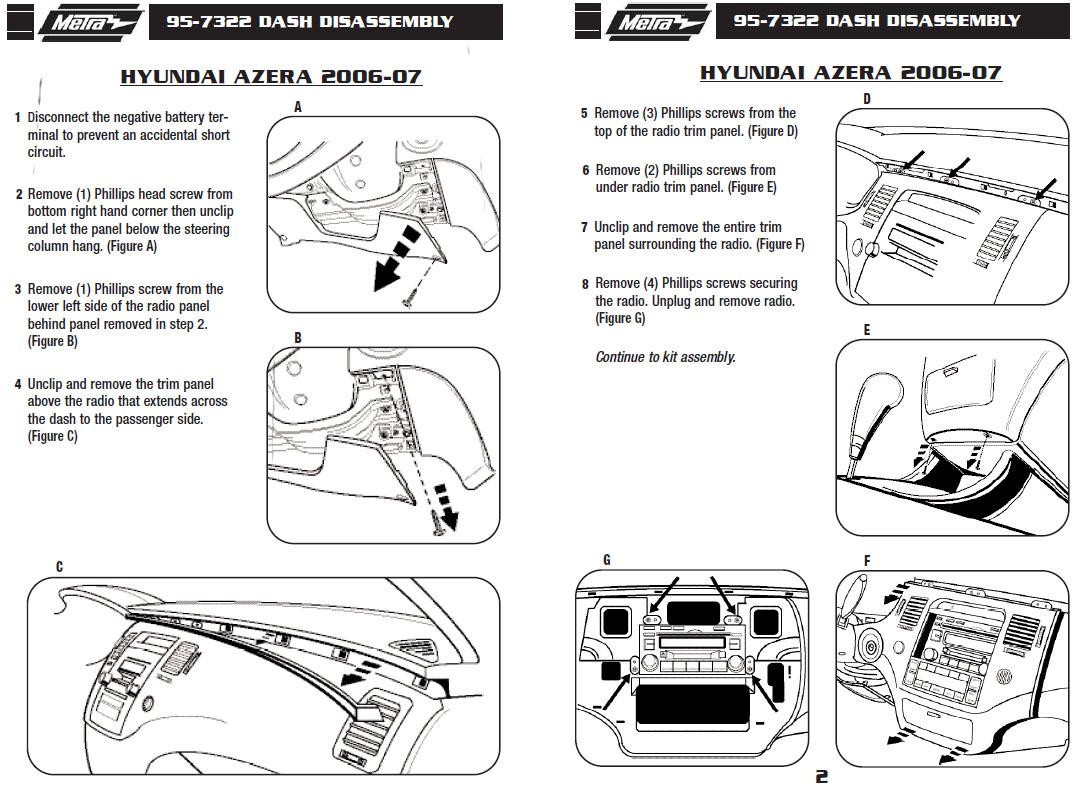 hight resolution of 2007 hyundai azera installation parts harness wires kits bluetooth iphone