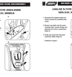 2008 jaguar s type installation parts harness wires kits bluetooth iphone tools wire diagrams stereo [ 1152 x 720 Pixel ]