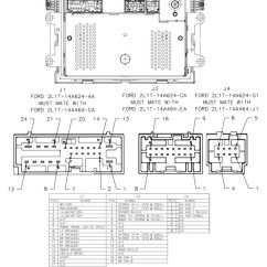 Wiring Diagram For Car Stereo F150 8145 20 2005 Ford Mustang Installation Parts Harness Wires Kits Bluetooth Iphone Tools Wire Diagrams