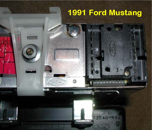 Ford F150 Wiring Diagrams 1995 Ford Explorer Radio Wiring Diagram