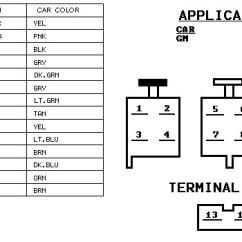 1998 Gmc Sonoma Radio Wiring Diagram Two Way Light Switch Uk Metra 71-1677-1 Harness