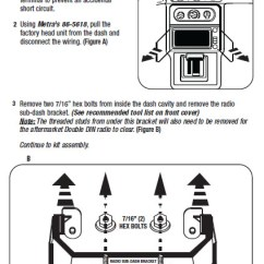 Wiring Diagrams For Car Stereo Installations High School Shot Put Diagram .1989-ford-mustanginstallation Instructions.