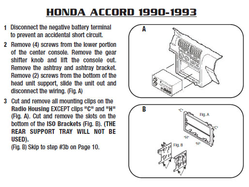 Wiring Diagram For Honda Accord Accord Ex A Wiring Diagram For The